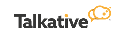 Talkative Logo